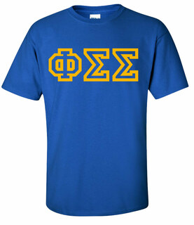 World Famous Greek Varsity Tee