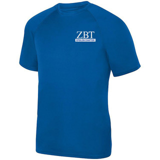 Zeta Beta Tau- $15 World Famous Dry Fit Wicking Tee
