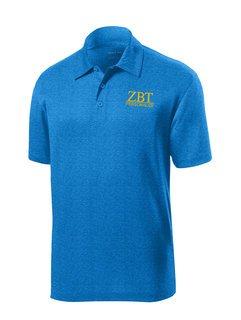 Zeta Beta Tau- $25 World Famous Greek Contender Polo