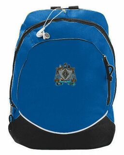 DISCOUNT-Zeta Beta Tau Backpack