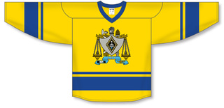 Zeta Beta Tau League Hockey Jersey
