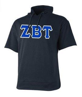 DISCOUNT-Zeta Beta Tau Coach Hoodie