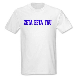 Zeta Beta Tau college tee