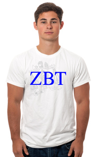 Zeta Beta Tau Crest - Shield Tee