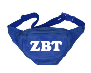 Zeta Beta Tau Fanny Pack