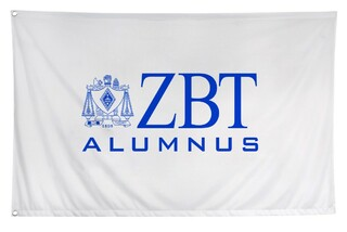Zeta Beta Tau Flag