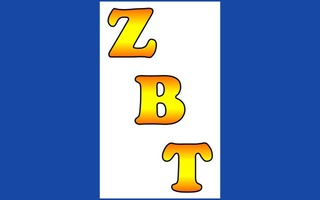 Zeta Beta Tau Flag Decal Sticker