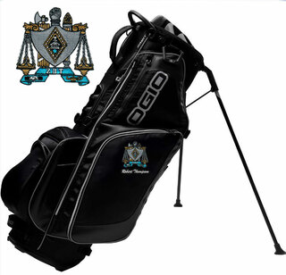 Zeta Beta Tau Golf Bags