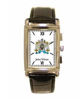 Zeta Beta Tau Greek Classic Wristwatch