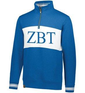 Zeta Beta Tau Ivy League Pullover