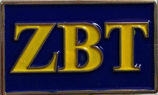 Zeta Beta Tau Lapel Pin