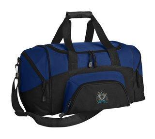 Zeta Beta Tau Colorblock Duffel Bag