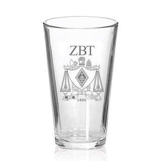 Zeta Beta Tau Mixing Glass