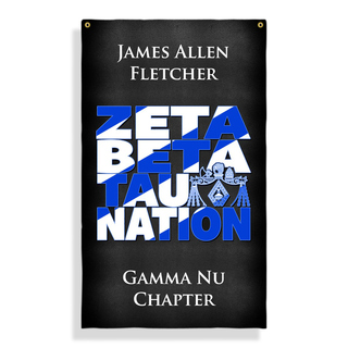 Zeta Beta Tau Nations Giant Flag