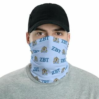 Zeta Beta Tau Neck Gaiters