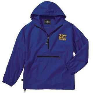 Zeta Beta Tau Pack-N-Go Pullover