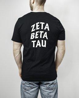 Zeta Beta Tau Social T-Shirt