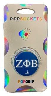 Zeta Phi Beta 2-Color PopSocket