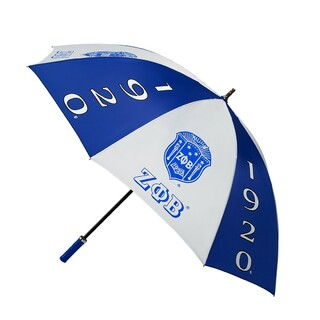 "Zeta Phi Beta 30"" Jumbo Umbrella"