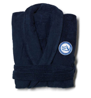 DISCOUNT-Zeta Phi Beta Since 1920 Bathrobe