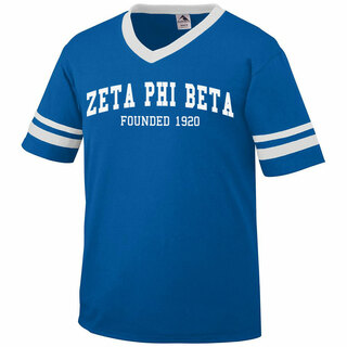 Zeta Phi Beta Boyfriend Style Founders Jersey