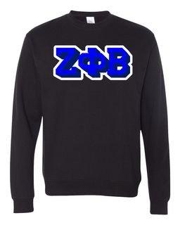 Zeta Phi Beta City Greek Sweatshirt