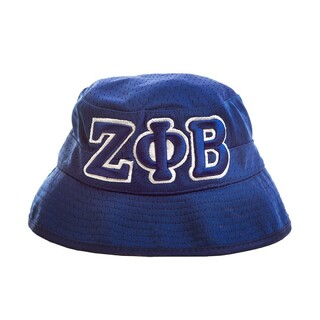 Zeta Phi Beta Floppy Bucket Hat