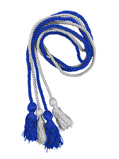 Zeta Phi Beta Greek Graduation Honor Cords
