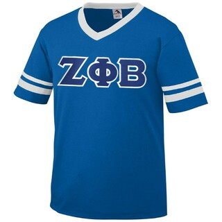 DISCOUNT-Zeta Phi Beta Jersey W/ Custom Sleeves