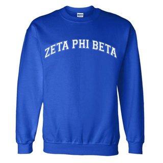 Zeta Phi Beta Nickname College Crew