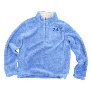 Zeta Phi Beta Sherpa Pullover