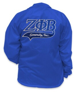 Zeta Phi Beta Tail Jacket