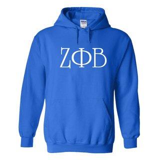 Zeta Phi Beta University Hooded Sweatshirt