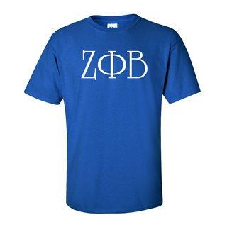 Zeta Phi Beta University Greek T-Shirts
