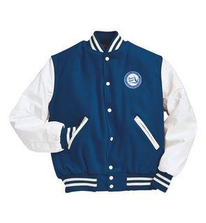 Zeta Phi Beta Varsity Crest - Shield Jacket - The Best On The Market!