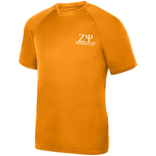 Zeta Psi- $15 World Famous Dry Fit Wicking Tee