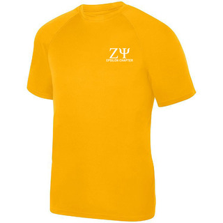 Zeta Psi- $17.95 World Famous Dry Fit Wicking Tee