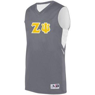 DISCOUNT-Zeta Psi Alley-Oop Basketball Jersey