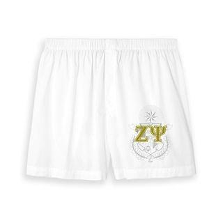 Zeta Psi Boxer Shorts