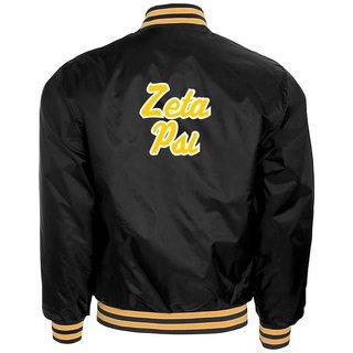 Zeta Psi Heritage Letterman Jacket