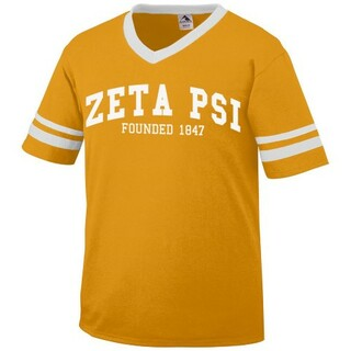 Zeta Psi Founders Jersey