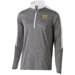 Zeta Psi Fraternity Electrify 1/2 Zip Pullover