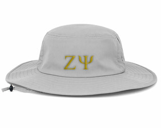 Zeta Psi Greek Manta Ray Boonie Hat