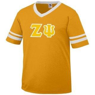 DISCOUNT-Zeta Psi Jersey With Custom Sleeves