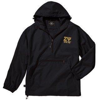 Zeta Psi Pack-N-Go Pullover