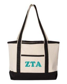 Zeta Tau Alpha Sailing Tote Bag