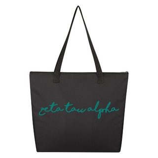 Zeta Tau Alpha Melody Tote Bag