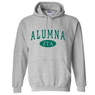 Zeta Tau Alpha Alumna Sweatshirt Hoodie
