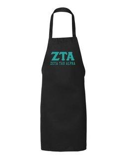 Zeta Tau Alpha Large Apron