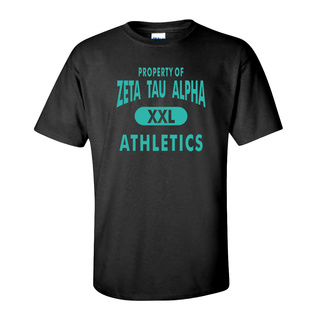 Zeta Tau Alpha Athletics T-Shirts
